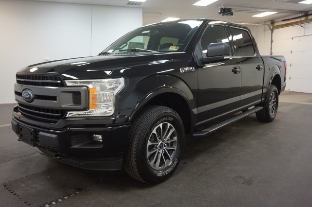2018 F-150 SuperCrew Cab 4x4,  Pickup #F869750 - photo 6