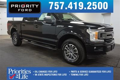 2018 F-150 SuperCrew Cab 4x4,  Pickup #F869750 - photo 1