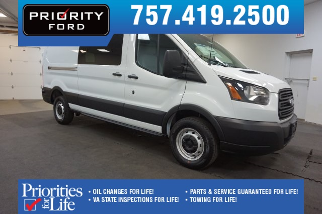 2019 Transit 250 Low Roof 4x2,  Empty Cargo Van #F966300 - photo 1