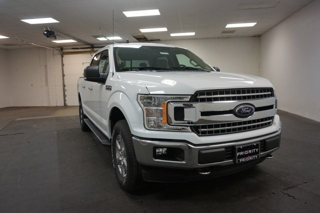 2019 F-150 SuperCrew Cab 4x4,  Pickup #F971540 - photo 3