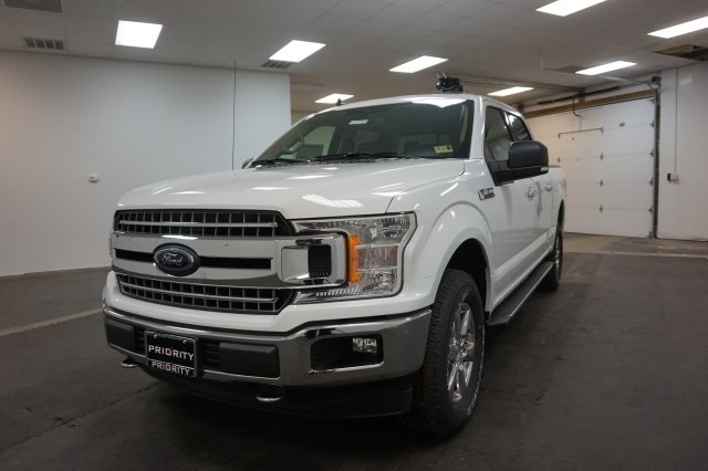 2019 F-150 SuperCrew Cab 4x4,  Pickup #F971540 - photo 5