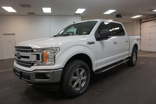 2019 F-150 SuperCrew Cab 4x4,  Pickup #F971540 - photo 6