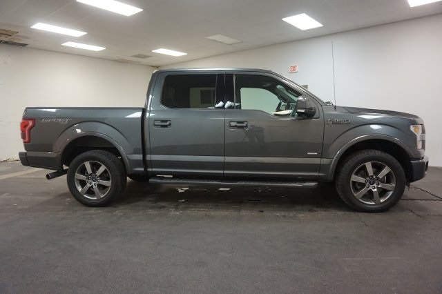 2015 F-150 SuperCrew Cab 4x4,  Pickup #FA14959 - photo 12