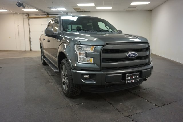 2015 F-150 SuperCrew Cab 4x4,  Pickup #FA14959 - photo 3
