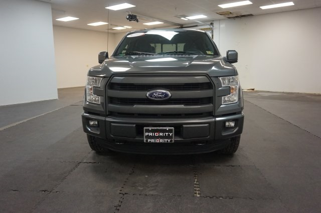 2015 F-150 SuperCrew Cab 4x4,  Pickup #FA14959 - photo 4