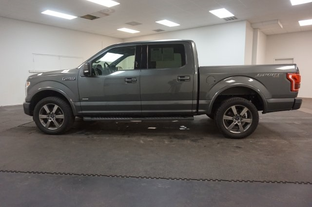 2015 F-150 SuperCrew Cab 4x4,  Pickup #FA14959 - photo 7