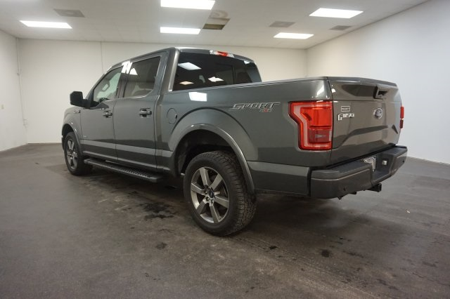 2015 F-150 SuperCrew Cab 4x4,  Pickup #FA14959 - photo 8