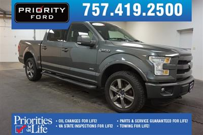 2015 F-150 SuperCrew Cab 4x4,  Pickup #FA14959 - photo 1