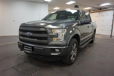 2015 F-150 SuperCrew Cab 4x4,  Pickup #FA14959 - photo 5
