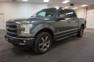 2015 F-150 SuperCrew Cab 4x4,  Pickup #FA14959 - photo 6