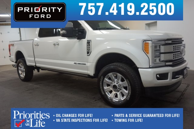 2018 F-250 Crew Cab 4x4,  Pickup #FP13529 - photo 1