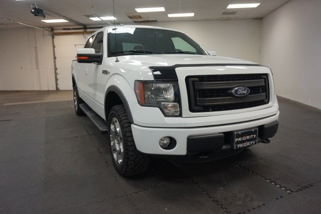 2013 F-150 SuperCrew Cab 4x4,  Pickup #FP15279 - photo 3