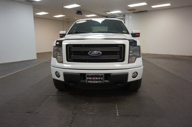 2013 F-150 SuperCrew Cab 4x4,  Pickup #FP15279 - photo 4