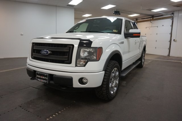 2013 F-150 SuperCrew Cab 4x4,  Pickup #FP15279 - photo 5