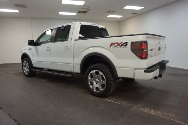 2013 F-150 SuperCrew Cab 4x4,  Pickup #FP15279 - photo 8