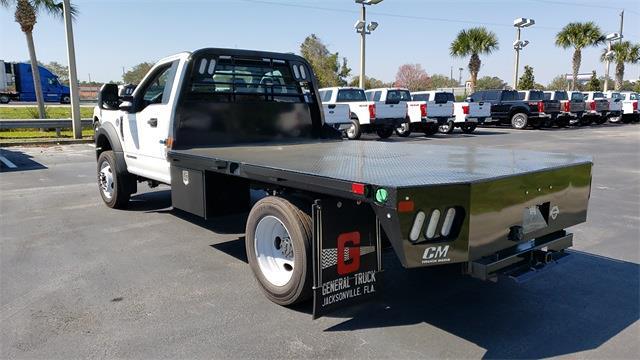 2020 Ford F-550 Regular Cab DRW 4x2, Freedom Platform Body #202215 - photo 1