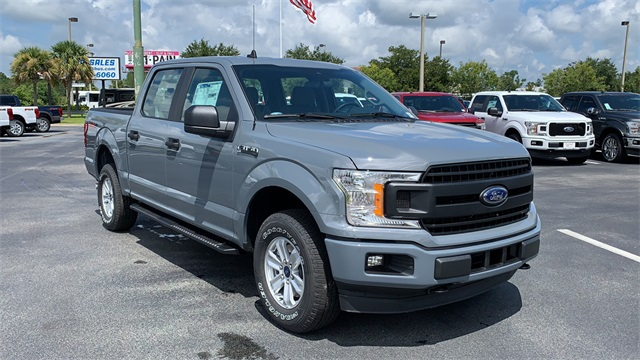 2020 Ford F-150 SuperCrew Cab 4x4, Pickup #203032 - photo 1