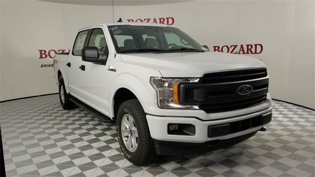 2020 Ford F-150 SuperCrew Cab 4x4, Pickup #203301 - photo 1