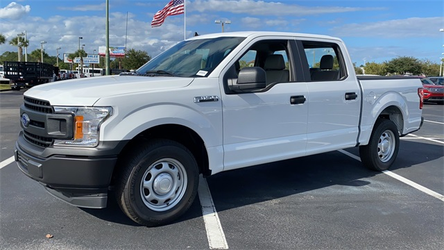 2020 Ford F-150 SuperCrew Cab 4x2, Pickup #203416 - photo 1