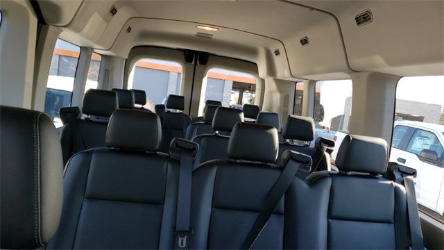 2020 Ford Transit 350 Med Roof 4x2, Passenger Wagon #203873 - photo 17