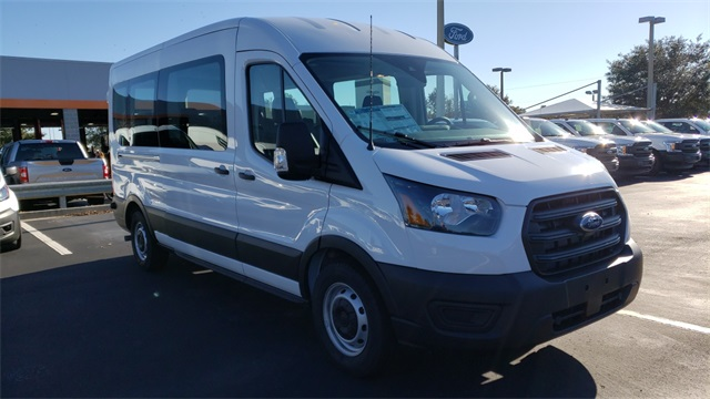 2020 Ford Transit 350 Med Roof 4x2, Passenger Wagon #203873 - photo 3