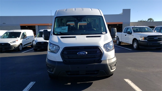 2020 Ford Transit 350 Med Roof 4x2, Passenger Wagon #203873 - photo 4