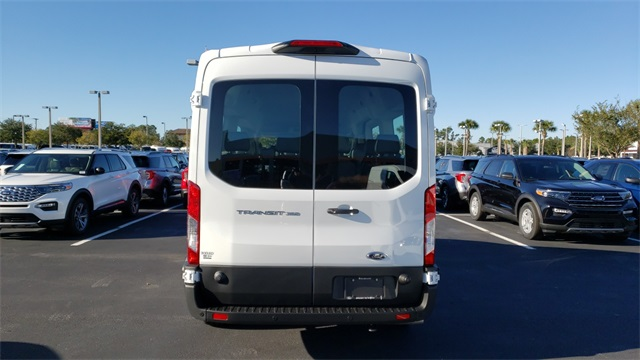 2020 Ford Transit 350 Med Roof 4x2, Passenger Wagon #203873 - photo 6