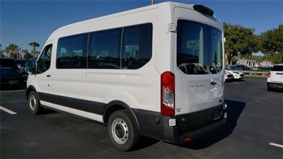 2020 Ford Transit 350 Med Roof 4x2, Passenger Wagon #203873 - photo 2