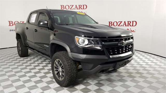 2017 Chevrolet Colorado Crew Cab 4x4, Pickup #204332A - photo 1
