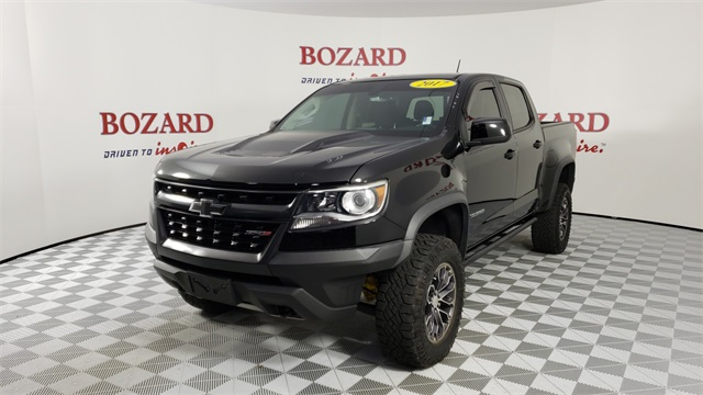 2017 Chevrolet Colorado Crew Cab 4x4, Pickup #204332A - photo 4