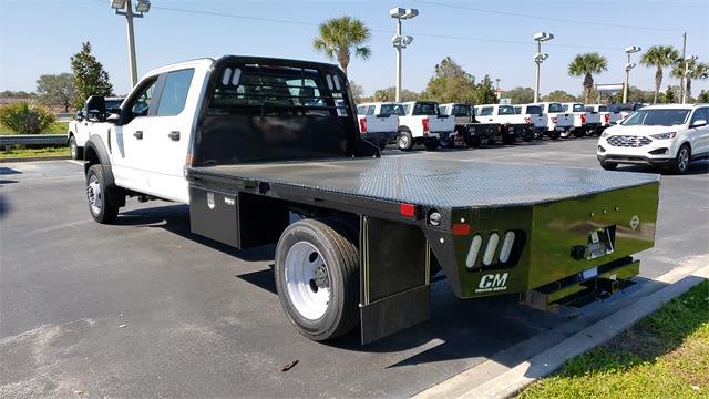 2021 Ford F-450 Crew Cab DRW 4x4, CM Truck Beds Platform Body #210224 - photo 1