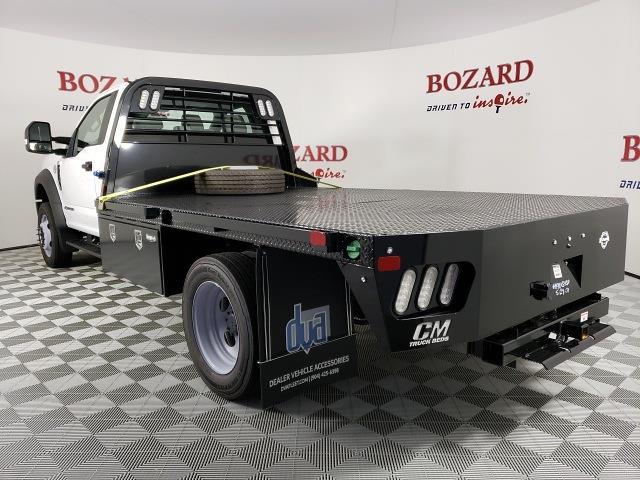 2021 Ford F-450 Regular Cab DRW 4x4, Platform Body #211417 - photo 1