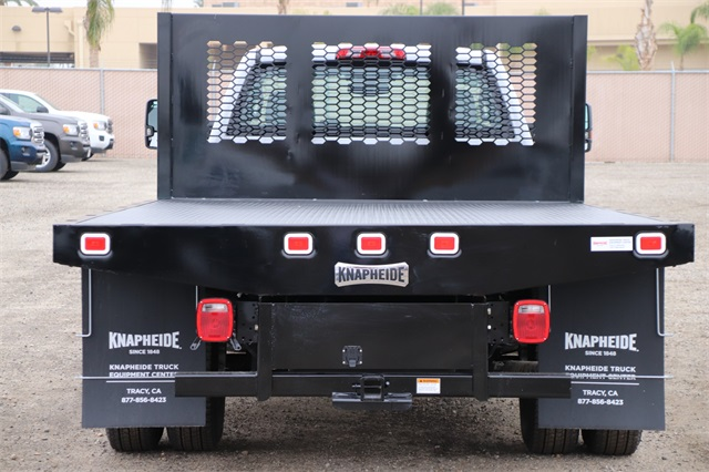 2019 Sierra 3500 Regular Cab DRW 4x2,  Knapheide Platform Body #C19060 - photo 5