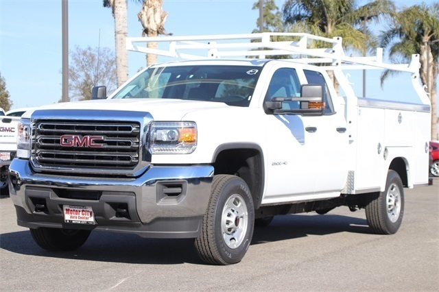 2019 Sierra 2500 Extended Cab 4x2, Cab Chassis #C19181 - photo 1