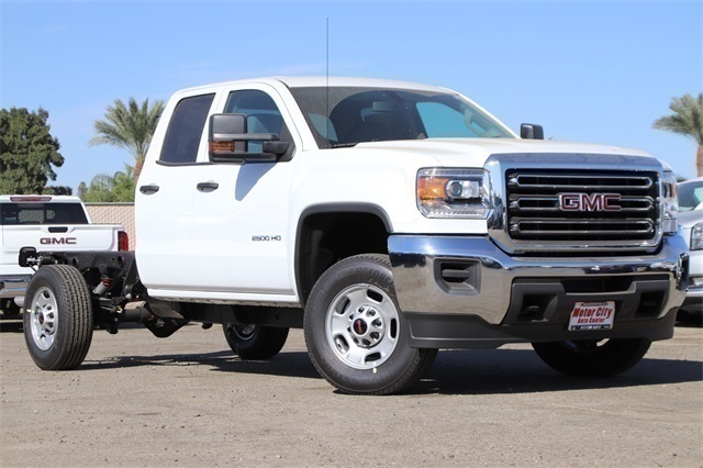 2019 Sierra 2500 Double Cab 4x2, Cab Chassis #C19182 - photo 1