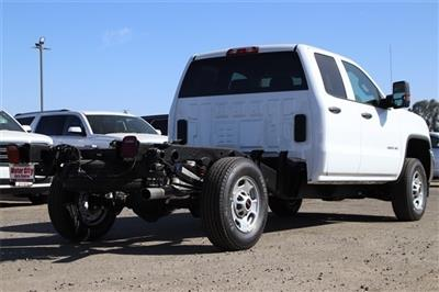 2019 Sierra 2500 Extended Cab 4x2, Cab Chassis #C19182 - photo 2