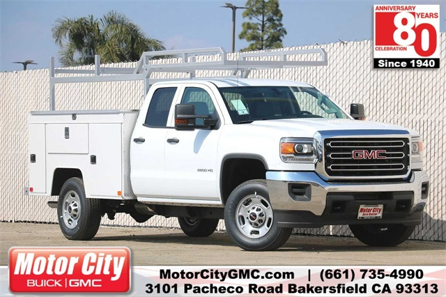 2019 Sierra 2500 Extended Cab 4x2, Cab Chassis #C19186 - photo 1
