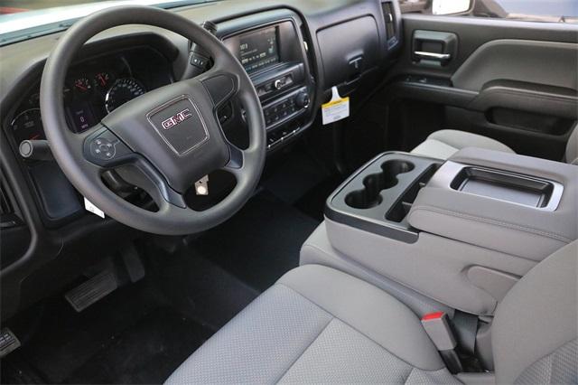 2019 Sierra 2500 Extended Cab 4x2, Douglass Service Body #C19186 - photo 11