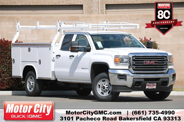 2019 Sierra 2500 Extended Cab 4x2, Cab Chassis #C19187 - photo 1