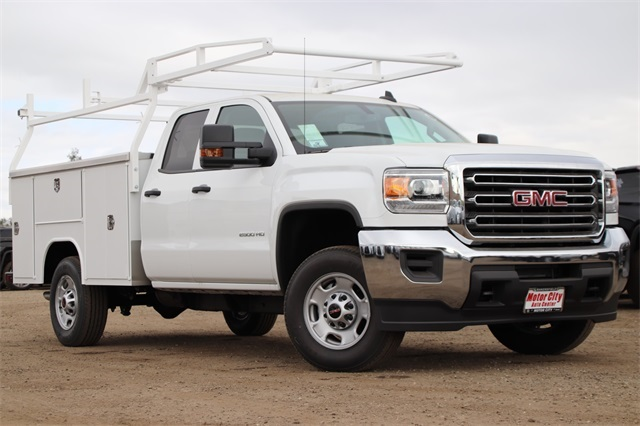 2019 GMC Sierra 2500 Extended Cab 4x2, Harbor Service Body #C19192 - photo 1
