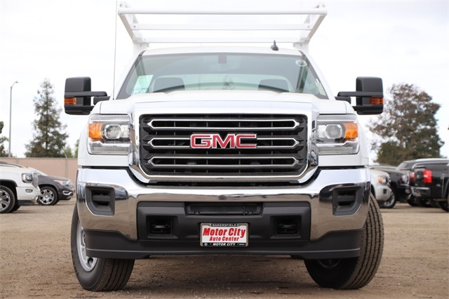 2019 Sierra 2500 Extended Cab 4x2, Harbor TradeMaster Service Body #C19192 - photo 4