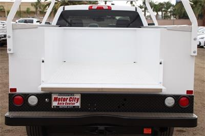 2019 Sierra 2500 Extended Cab 4x2, Harbor TradeMaster Service Body #C19192 - photo 7