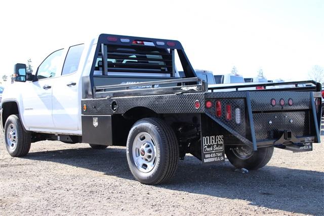 2019 Sierra 2500 Extended Cab 4x2, Hillsboro Platform Body #C19195 - photo 1