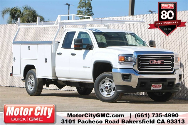 2019 Sierra 2500 Extended Cab 4x2, Cab Chassis #C19196 - photo 1