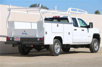 2019 Sierra 2500 Extended Cab 4x2, Harbor TradeMaster Service Body #C19196 - photo 2