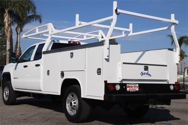2019 Sierra 2500 Extended Cab 4x2, Harbor Service Body #C19200 - photo 1
