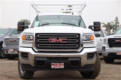 2019 Sierra 2500 Double Cab 4x2, Harbor TradeMaster Service Body #C19208 - photo 3