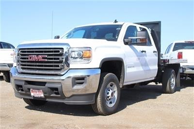2019 Sierra 2500 Extended Cab 4x2, Harbor Platform Body #C19212 - photo 4