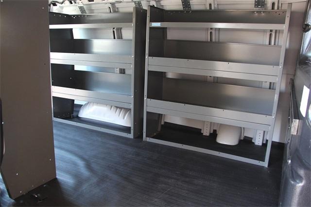 2020 GMC Savana 3500 4x2, Adrian Steel Upfitted Cargo Van #C20016 - photo 19