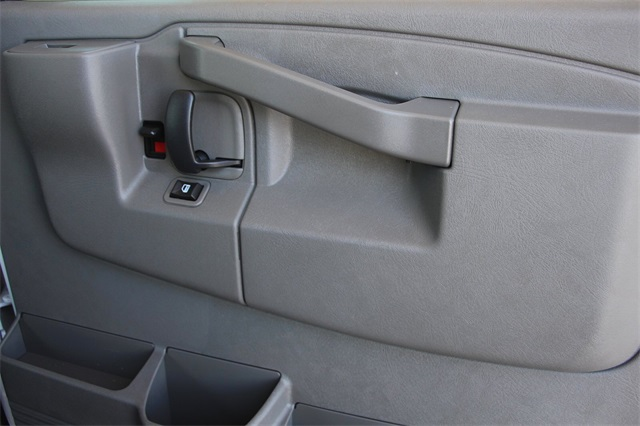 2020 GMC Savana 3500 4x2, Adrian Steel Upfitted Cargo Van #C20016 - photo 20